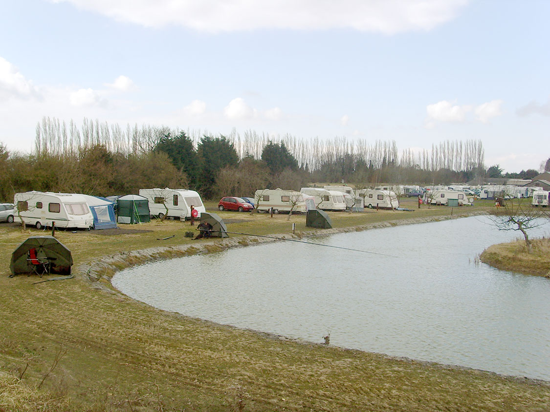Caravan Parking and Camping Site