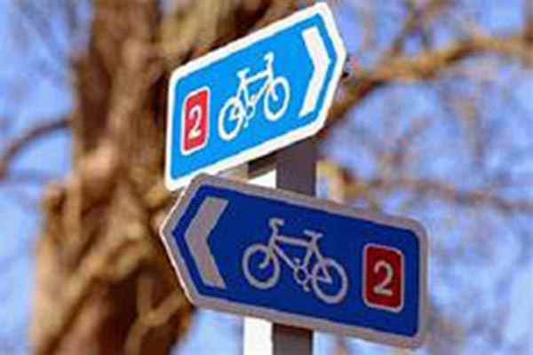 National Cycling Routes